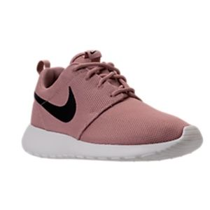 Nike Women's Roshe One Particle Pink Size 7